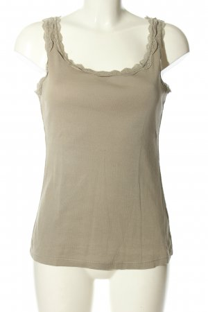 Woman by Tchibo Tanktop hellgrau Casual-Look