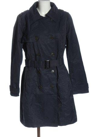 Woman by Tchibo Between-Seasons-Coat blue casual look