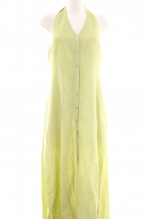 Woman Collection H&M Maxikleid blassgelb Casual-Look