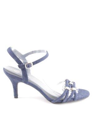 WOMAN High Heels blau Elegant