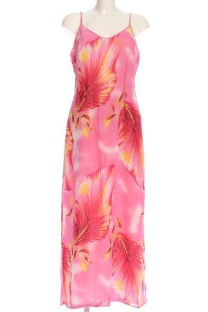 Woman Uta Raasch Cocktailkleid pink Allover-Druck Casual-Look
