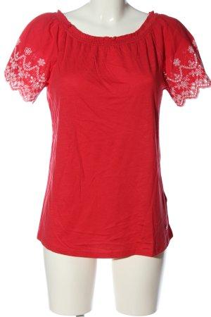 women essentials by Tchibo Carmenshirt rot Casual-Look