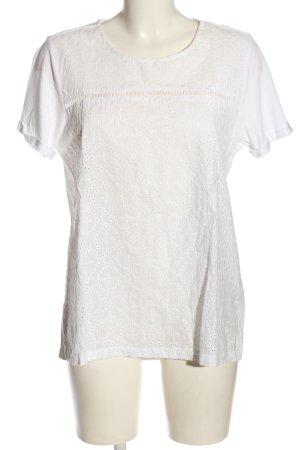 women essentials by Tchibo T-Shirt weiß Casual-Look