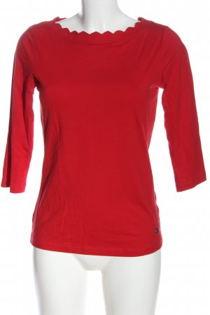 women essentials by Tchibo Longsleeve rot Casual-Look