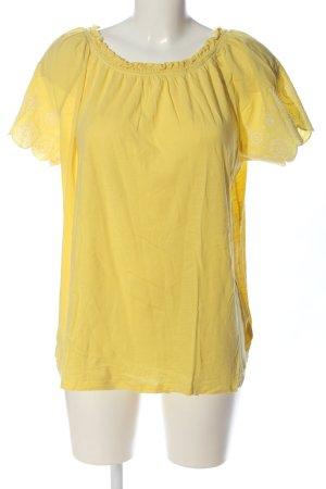 women essentials by Tchibo Boothalsshirt sleutelbloem casual uitstraling