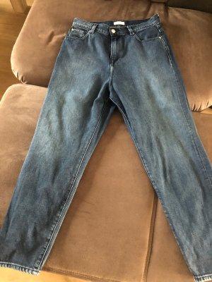 armedangels Pantalon boyfriend bleu foncé