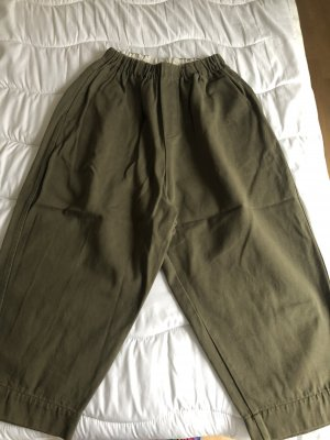 Baggy Pants green grey