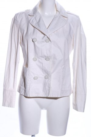 Women's Dress Concept Übergangsjacke weiß Casual-Look