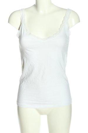 Women's Secret Camisola blanco look casual
