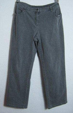 Jeans stretch gris