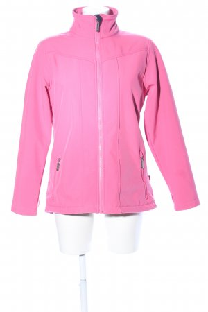 Outdoorjacke pink Casual-Look