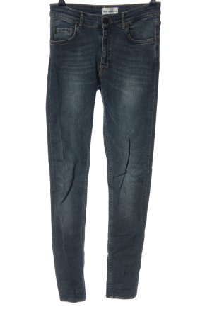 Won Hundred High Waist Jeans blau Casual-Look