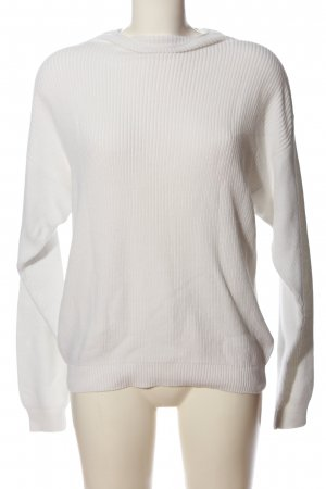 Won Hundred Strickpullover weiß Casual-Look