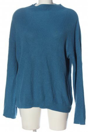 Won Hundred Knitted Sweater blue casual look