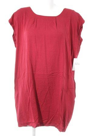 Won Hundred Shirtkleid dunkelrot Casual-Look