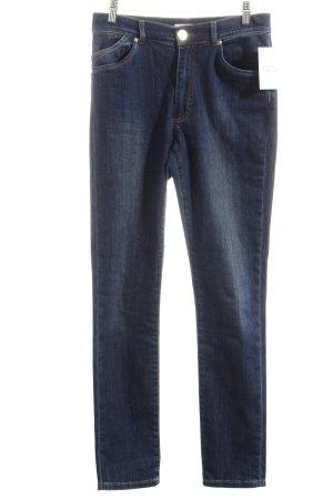 Won Hundred Skinny Jeans blau Casual-Look