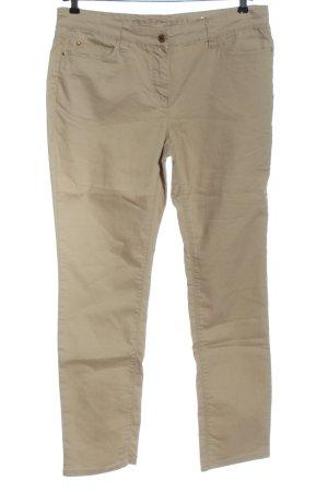 wonder jeans Jeansy z prostymi nogawkami kremowy W stylu casual