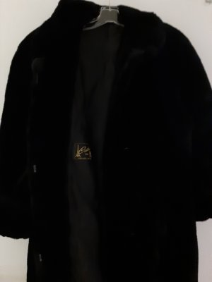 Wonderschönen Kunstfellen Mantel