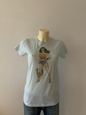 Wonderwoman T-Shirt von Junk Food, Größe L, Top Zustand