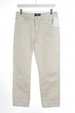Wood Wood 7/8 Jeans hellbeige Casual-Look