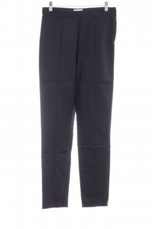 Wood Wood Pleated Trousers black business style