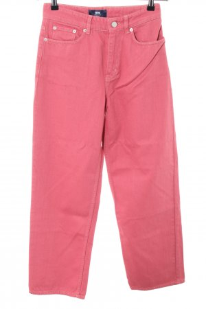 Wood Wood High Waist Jeans pink Casual-Look