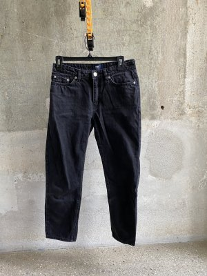 Wood Wood Jeans in steingrau in 28