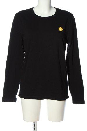 Wood Wood Sweat Shirt black-primrose casual look