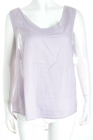 Wood Wood Tank Top lilac simple style