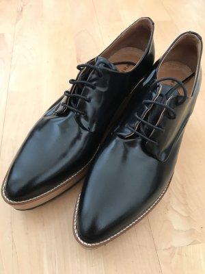 Whistles Richelieu-schoenen zwart