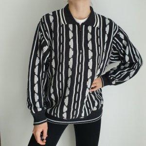 Woodpecker 48 50 Oversize Pullover Hoodie Pulli Sweater Strickjacke Top Oberteil True Vintage