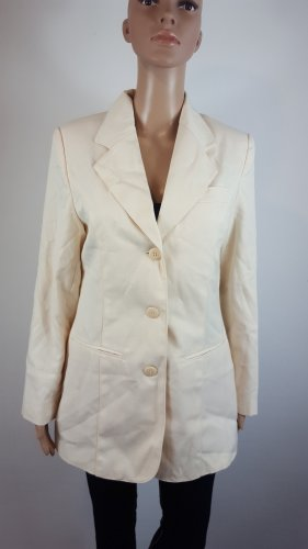 Woodpecker Long Blazer cream