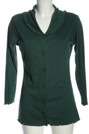 Woodpecker Shirt Jacket green casual look