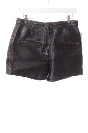Woodpecker Shorts schwarz schlichter Stil