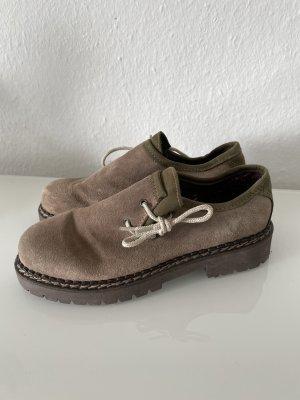 Woodstone Natural gr  38 Echt Leder Schuhe Sneaker