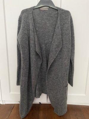 Wool Cardigan - HALLHUBER / Gr.38 / grau