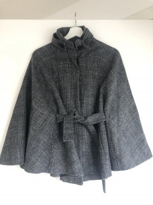 Wool CheckCape von ESPRIT Collection