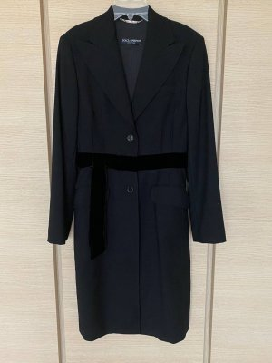 Wool Coat Dolce & Gabbana