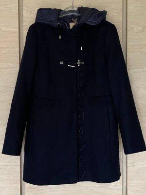 FAY Duffel Coat dark blue