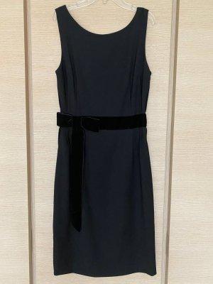 Dolce & Gabbana Vestito di lana nero