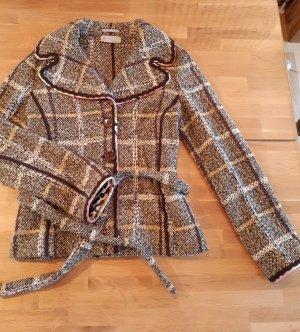Missoni Chaqueta de lana multicolor