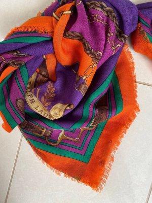 Lauren by Ralph Lauren Woolen Scarf multicolored