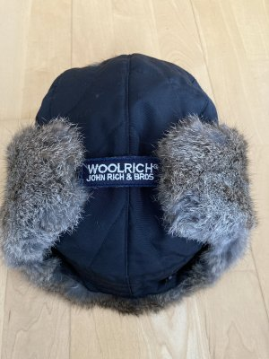 Woolrich Fur Hat black