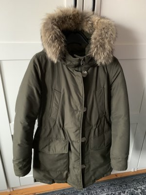 Woolrich Arctic Parca S Dark green