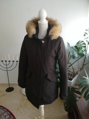 Woolrich Chaqueta de invierno marrón oscuro
