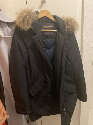 Woolrich Abrigo de invierno azul oscuro