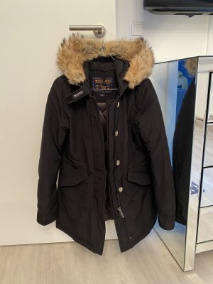 Woolrich Winterjas zwart