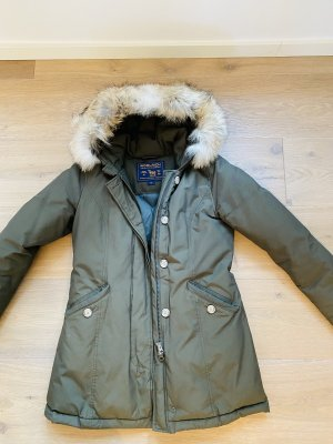 Woolrich Arctic Parka abnehmbares Fell