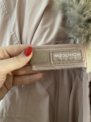 Woolrich Parka rose-gold-coloured-dusky pink