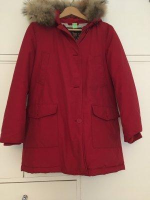Woolrich Donsjack rood